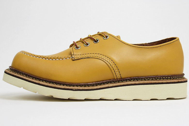 REDWING RW-8108 (Red Wing cut work-Oxford Blue)