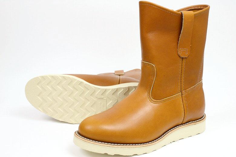REDWING RW-9866 (Irish setter Red Wing Pecos boots Golda set) 10P28oct13