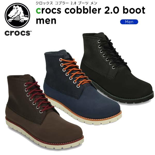 c2ff61f033c crohas  (Crocs) Crocs Crocs cobbler 2.0 boots men (crocs cobbler 2.0 ...