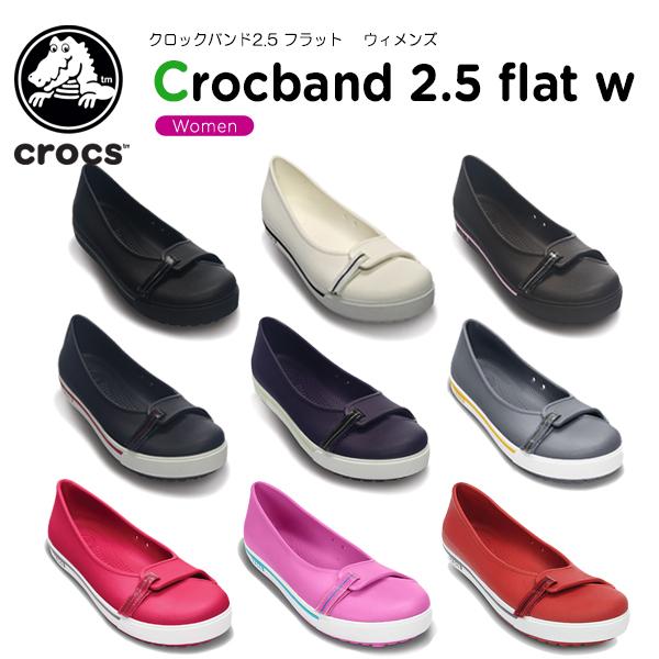 Crocband 2.5 Flat Crocs nqJ6L