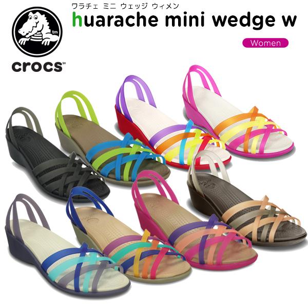 cc7f90616f5b crohas  Crocs (crocs) wedge sandal   shoe