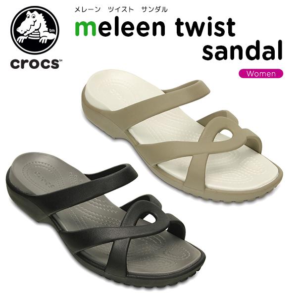 Crocs Womens Meleen Twist Sandals