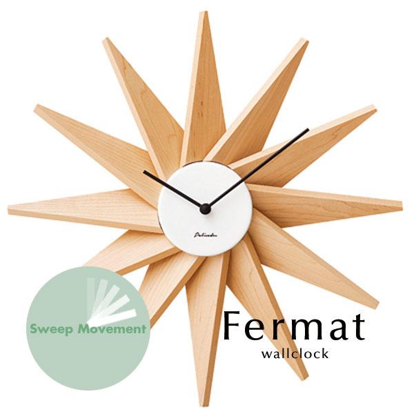 店舗良い ウォールクロック【Fermat シンプル/ホワイト おしゃれ】北欧 木製 ウッド アナログ アナログ とけい 掛け時計 壁掛け おしゃれ モダン シンプル, 美脚パンツのANIMAS japan:8510e81d --- clftranspo.dominiotemporario.com