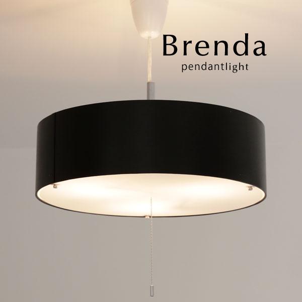レザー ペンダントライト【Blenda/ブラック】3灯 LED電球 日本製 おしゃれ 照明 ダイニング シンプル リビング ベーシック 寝室