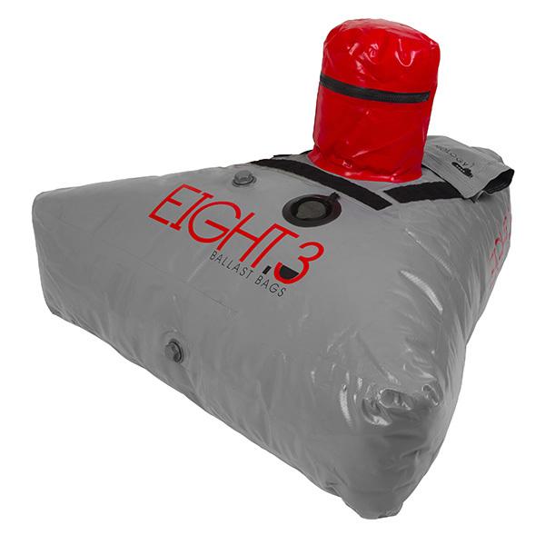 ウエイクサーフィン RONIX Telescope Bow Triangle 600lbs (272.2kg) Ballast Bag