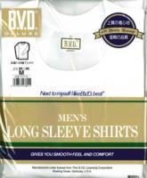 BVDシルケット加工デラックス丸首8分袖Tシャツ S~L 12時まで 土日祝祭日を除く 毎日激安特売で 営業中です 新品 あす楽対応