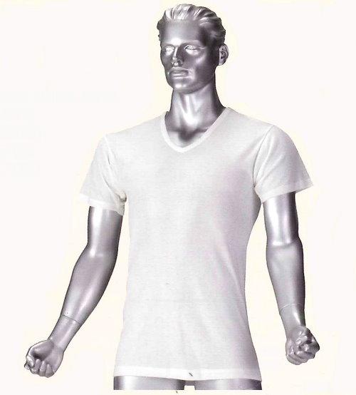 81659efee41c CROOTA JAPAN HAMAFU INC.: BVD NEW YORK V neck t-shirt M-L | Rakuten ...