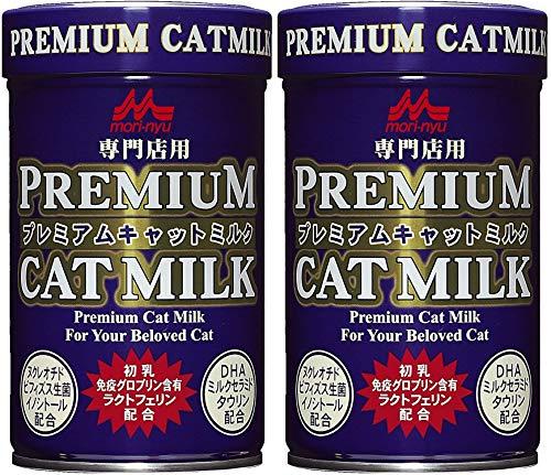 無料 ワンラック ONE LAC 激安格安割引情報満載 プレミアムキャットミルク 150g×2個