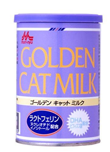 まとめ買い 訳ありセール 格安 在庫処分 森乳サンワールド ワンラック ゴールデンキャットミルク 130g×1缶入 ×3 猫用