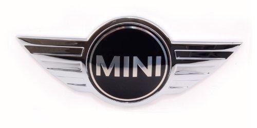 BMW MINI純正部品 日本産 ドイツ直輸入 R55 R56 ~'10 51142754972 08 ついに入荷 フロントエンブレム R57