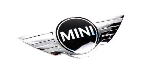 BMW MINI純正部品 ドイツ直輸入 春の新作 R50 R52 フロントエンブレム 51147026184 ONE 着後レビューで 送料無料 COOPER