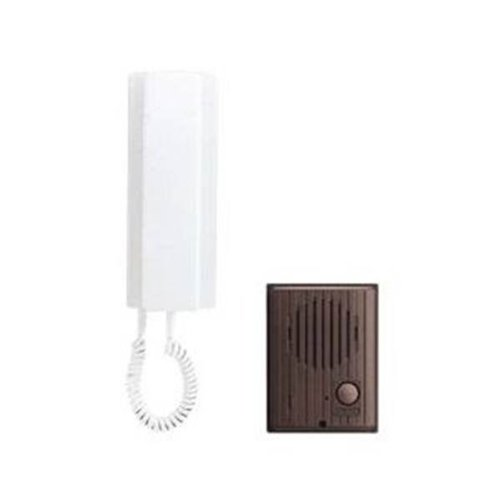 アイホン IES-1AT A 電源直結式 ワンタッチドアホンセット 売れ筋ランキング 新登場
