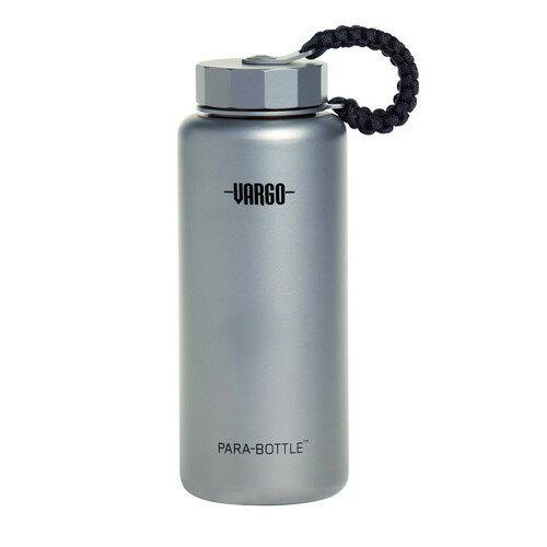 バーゴ チタニウムパラボトル (VARGO) |マグボトル 水筒 ボトル チタンボトル アウトドア アウトドア用品 アウトドアグッズ キャンプ キャンプ用品 おしゃれ