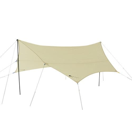 ロゴス(LOGOS) グランベーシック BIGオクタゴン-AG|タープテント テント タープ アウトドア アウトドア用品 アウトドアー 用品 アウトドアグッズ キャンプ キャンプ用品 おしゃれ たーぷ バーベキュー bbq