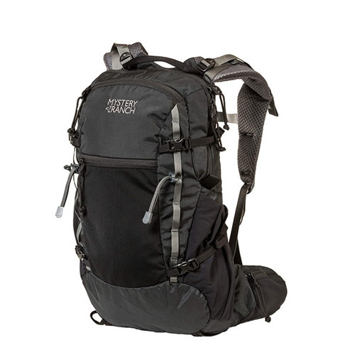 (MYSTERY RANCH)ミステリーランチ リッジラック 17 ブラック | リュック バックパック リュックサック 通学 通勤 登山 ハイキング キャンプ アウトドア トレッキングバッグ トレッキング デイパック デイバッグ 山登り おしゃれ