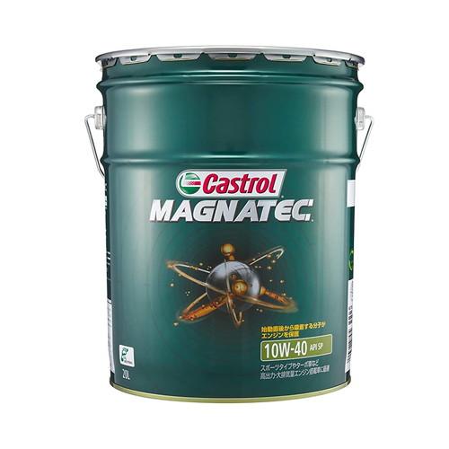 おすすめ カストロール マグナテック マグナテック 10W-40プロテクション 20L 20L (Castrol) (Castrol), リスプロショップ:2d21bf26 --- priunil.ru