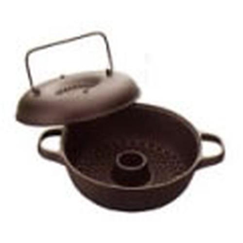 及源鋳造 南部鉄器 ヤキイモ・ソムリエが選ぶ究極のヤキイモ鍋 みよちゃんちの焼芋鍋 (OIGEN)