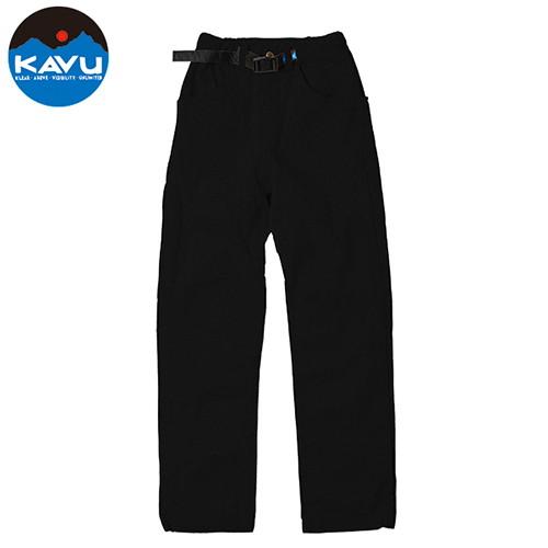 カブー(KAVU) J-チリワックパンツ BLK L