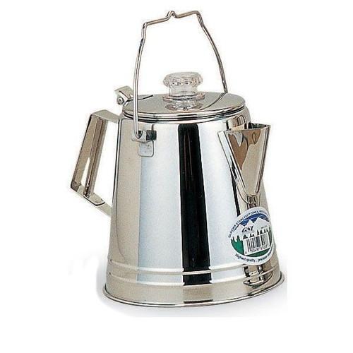 ジーエスアイ(GSI) ステンレスコニカルパーコレーター 28カップ