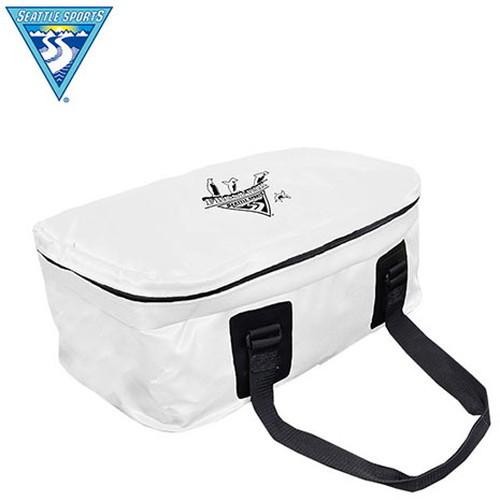 (SEATTLESPORTS)シアトルスポーツ ソフトクーラー 25Qtホワイト |アウトドア アウトドア用品 アウトドアー 用品 アウトドアグッズ キャンプ キャンプ用品
