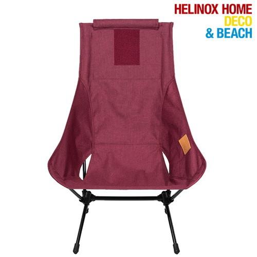 ヘリノックス(Helinox) CHAIR TWO HOME (バーガンディー) |アウトドア アウトドア用品 アウトドアー 用品 アウトドアグッズ キャンプ キャンプ用品