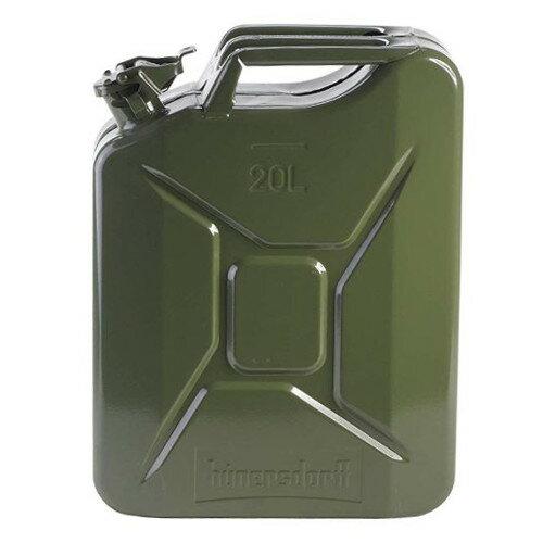 ヒューナスドルフ(HUNERSDORFF) MetalKanister CLASSIC 20L オリーブ