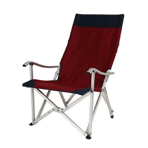 アディロンダック キャンパーズチェア バーガンディ/ネイビー (Adirondack) | アウトドア キャンプ アウトドア用品 キャンプ用品 キャンプグッズ アウトドアグッズ おしゃれ チェア 椅子 イス レジャーシート
