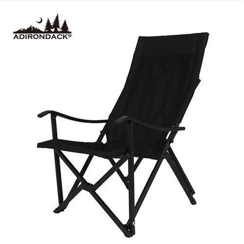 アディロンダック(Adirondack) リラックスキャンパーズチェア BK |アウトドア アウトドア用品 アウトドアー 用品 アウトドアグッズ キャンプ キャンプ用品