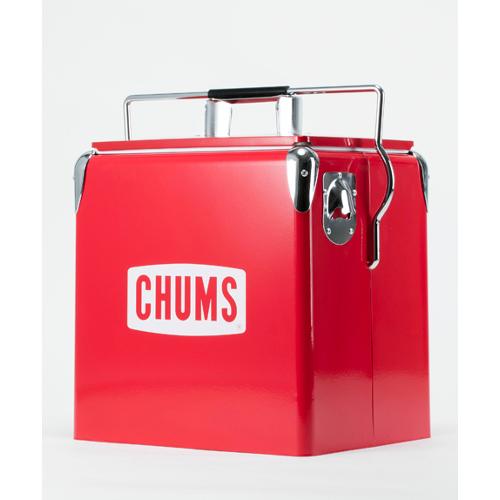 チャムス(CHUMS) チャムススチールクーラーボックス