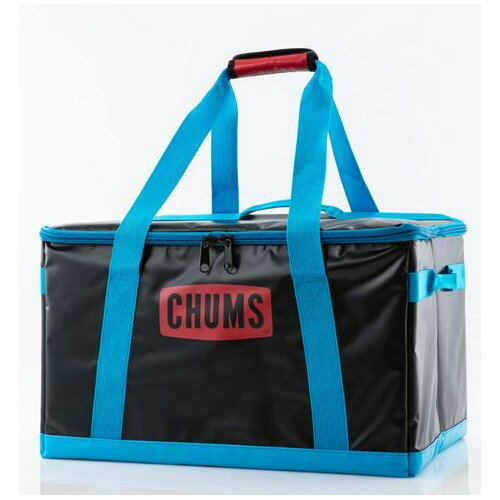 チャムス(CHUMS) フォールダブルボックス M (Black)