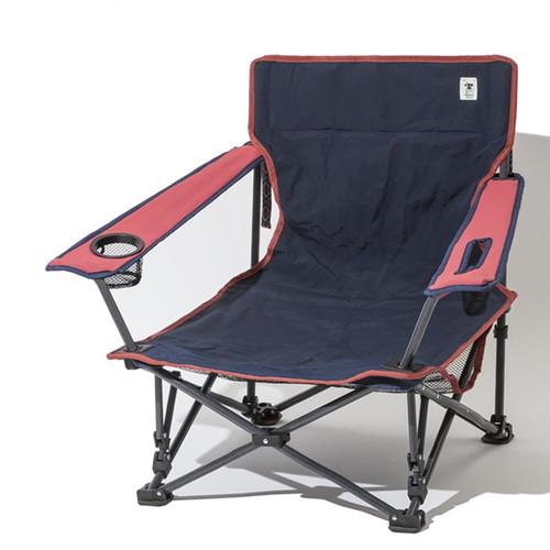 ジーアルエヌアウトドア アウトドア 60/40Cloth Lowstyle 焚き火 Chair (NAVY) (grn キャンパー outdoor)   ローチェア 椅子 イス フォールディング チェア ドリンクホルダー フェス たき火 焚き火 キャンパー キャンプ アウトドア おしゃれ, タノチョウ:4b34ff16 --- vidaperpetua.com.br