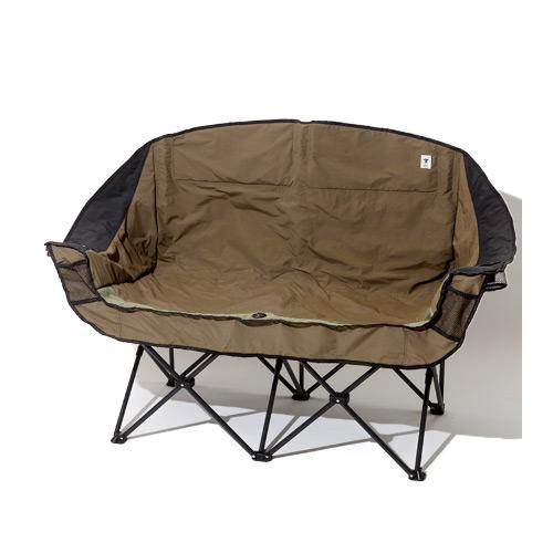 ジーアルエヌアウトドア フォールディングロングチェア (OLIVE) (grn outdoor)