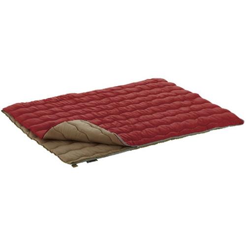(LOGOS)ロゴス 2in1・Wサイズ丸洗い寝袋・0