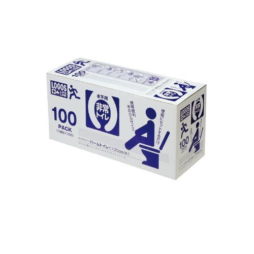 ロゴス LLL パームトイレ(100pcs) (LOGOS)