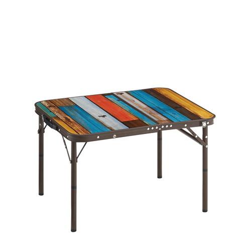 ロゴス(LOGOS) グランベーシック 丸洗いスリムサイドテーブル7060 |アウトドア アウトドア用品 アウトドアー 用品 アウトドアグッズ キャンプ キャンプ用品