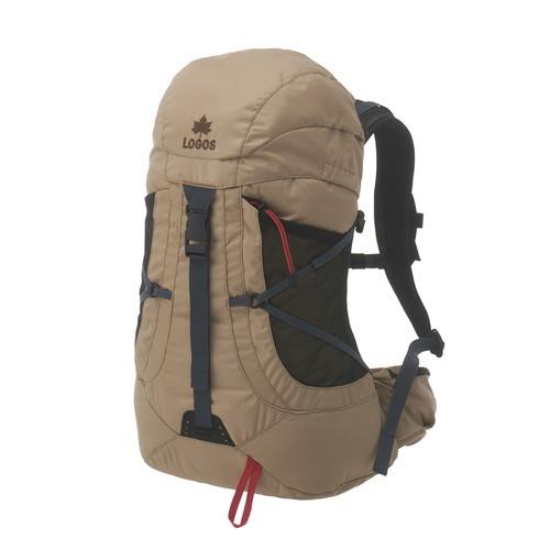 ロゴス サーマウント30 MBP(ベージュ) (LOGOS) | リュックサック バックパック アウトドア バッグ アウトドア用品 リュック アウトドアブランド バック キャンプ アウトドアリュックサック アウトドアグッズ 登山リュックサック 登山 トレッキング 登山用 30l ハイキング