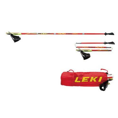 レキ(LEKI) マイクロマジック (220レッド) 115cm