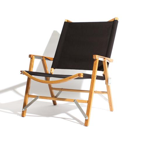 カーミットチェア Hi-Back -Black- ブラック (Kermit Chair)