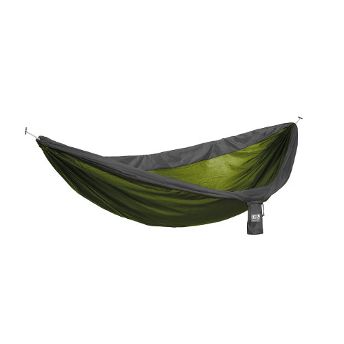 (eno)イノー Eagles Nest Outfitters ? Supersub Hammock Lichen/Charcoal