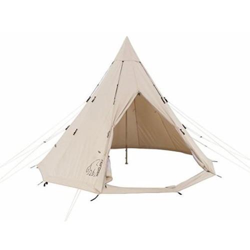 (NORDISK)ノルディスク Alfheim 19.6 Basic Cotton Tent - SMU JP