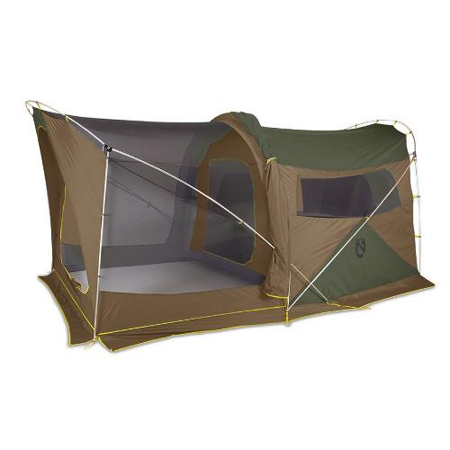 ニーモ(NEMO) ワゴントップ 4PLX キャニオン | アウトドア キャンプ アウトドア用品 キャンプ用品 キャンプグッズ アウトドアグッズ おしゃれ テント キャンプテント シェルター 大型 テント用品 4人用テント 4人用 ファミリーテント ファミリー 野外フェス グッズ