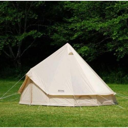 (NEUTRAL OUTDOOR)ニュートラルアウトドア NT-TE03 GE テント4.0 (ベージュ)|ワンポールテント テント ワンポール ポールテント 5人用 6人用 キャンプ アウトドア おしゃれ 日よけテント サンシェード イベントテント キャンプ用品 登山用品 アウトドア用品