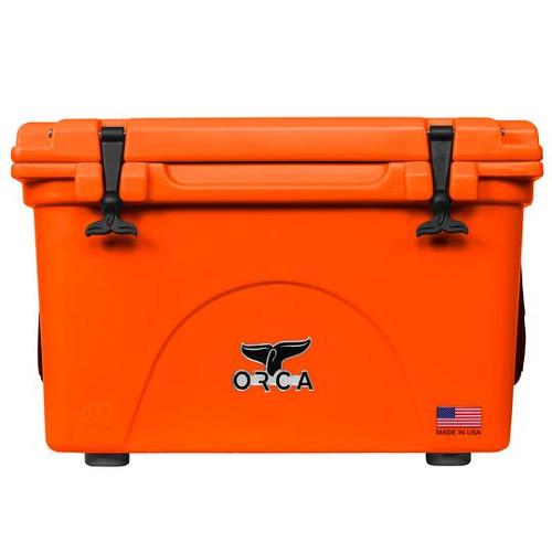オルカ(ORCA) Blaze Orange 40 Cooler