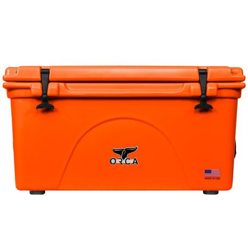 オルカ(ORCA) Blaze Orange 75 Cooler