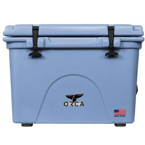 オルカ Light Blue 58 Cooler  (ORCA)   クーラーボックス クーラーBOX クーラー クーラーバック 保冷バック 保冷バッグ 保冷ボックス クーラーバッグ アウトドア アウトドア用品 アウトドアグッズ キャンプ キャンプ用品 おしゃれ