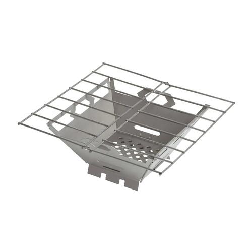 高い品質 バーゴ(VARGO) チタニウムファイヤー ボックスグリル, オワリアサヒシ:1400b082 --- canoncity.azurewebsites.net
