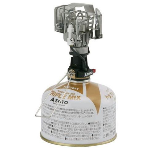 (SOTO)新富士バーナー (プラチナランタン) マントルモホヤモイラナイ新発光方式 プラチナ発光の小型ランタン SOTO-SOD-250