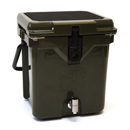 ソトラボ Cooler Jag クーラージャグ 3ガロン Olive drub (SOTO LABO)