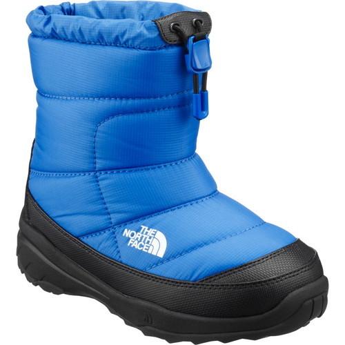 ノースフェイス ヌプシブーティーウォータープルーフ2(キッズ) (BK) (northface ザ・ノースフェイス ノースフェイス ザノースフェイス ノースフェース) (THE NORTH FACE) | ブーツ 防水 防寒 冬 暖かい 子供 ジュニア ヌプシ 靴 スノーブーツ 雪 ウィンターブーツ