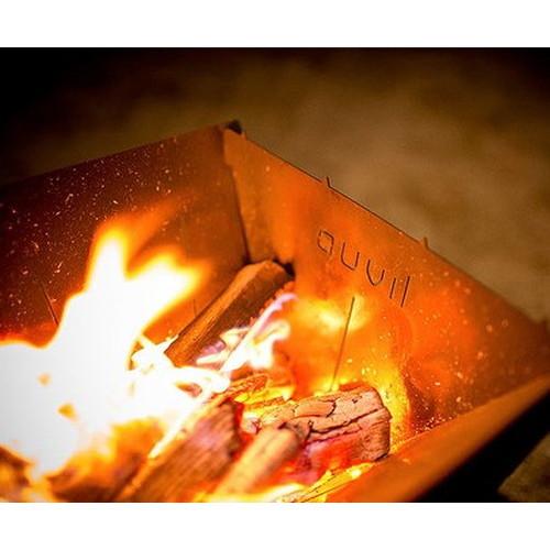 最愛 オーヴィル エッジパーティーストーブ+網セット (焚火台) (焚火台) (auvil) (auvil), ヨイチチョウ:b522dbc5 --- uptic.ps